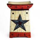 Primitive Star Tart Warmer