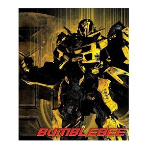Transformers Bumble Bee Blanket