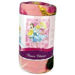 Disney Princess Flowers Blanket