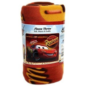Disneys Cars Blanket