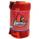 Louisville Cardinals Blanket
