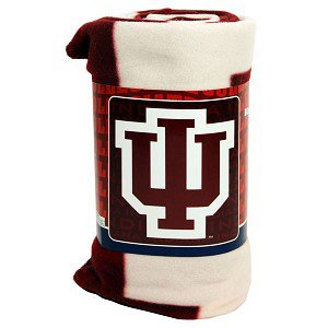 Indiana University IU Blanket