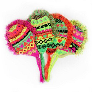 Novelty Mohawk Hats