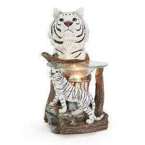 White Tiger Oil Warmer
