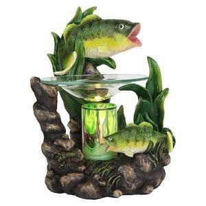 Bass Fish Oil Warmer
