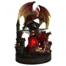 Red Dragon Oil Warmer