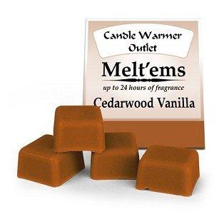 Cedarwood Vanilla Tart