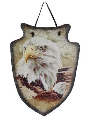 Eagle Arrowhead Wall Decor