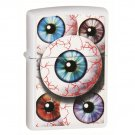 &quot;Floating Eyes&quot; Zippo Lighter