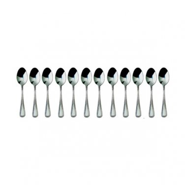 12 Stainless Steel Spoons