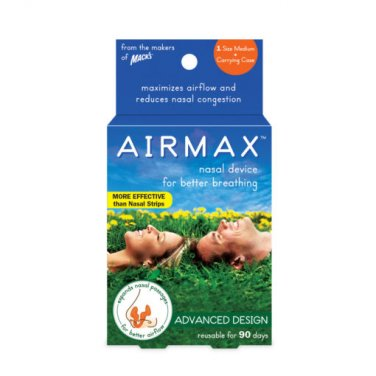 Mack's AIRMAX� Nasal Device for Better Breathing � Medium
