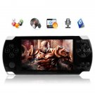 "4Gb 4.3"" Screen Game Console with TV-out and E-book NES,SFC,GB,GBA,etc. support"
