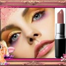 MAC Cosmetics Lustre Lipstick ~ Party Mate ~ Discontinued ~Naughty Nauticles Collection