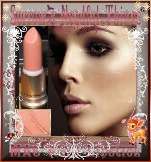 MAC Cosmetics Lustre Lipstick ~ Jubilee ~ Nude Pink