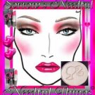 MAC Frost Eye Shadow ~ Magic Dust ~ LE Barbie Loves MAC Collection