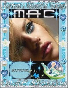 MAC Eye Shadow ~ Moonflower ~ LE Strange Hybrid Collection