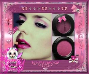 MAC Frost Eye Shadow ~ Swish
