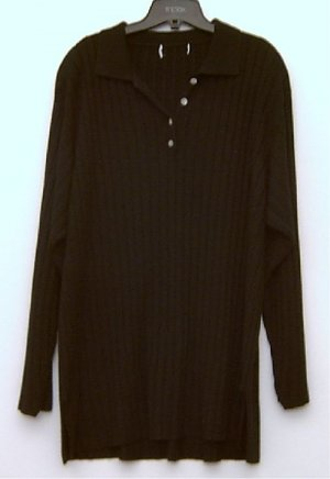 long shirt 3X mother of pearl buttons
