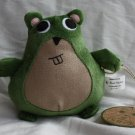 "ON SALE - My Hempster Friend - 8"" Organic Stuffed Animal, Made in the U.S.A."