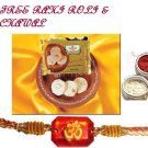 Haldirams Soan Cake + Rakhi KIt