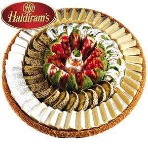 Haldirams Tarbooz Delight  + Rakhi Kit