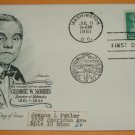George W. Norris Senator of Nebraska First Day Cover (FDC)