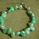 Beautiful freshwater pearl bracelet