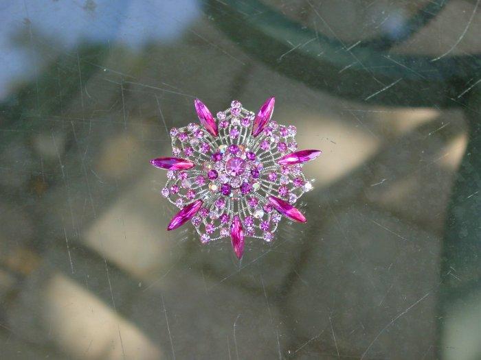 dazzling vintage brooch