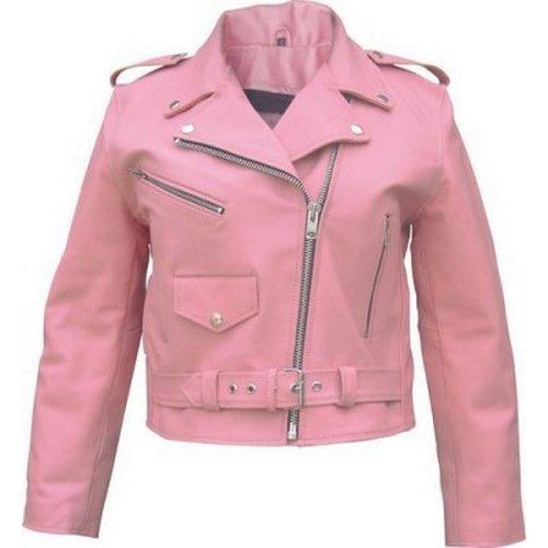 Womens Biker II Leather Jacket