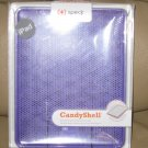 NIB Speck Candy Shell for Apple Ipad Purple Regular Size Screen New Box