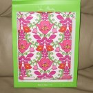 NWT Vera Bradley Snap on Case For iPad Lilli Bell Box PINK Pattern Hardshell