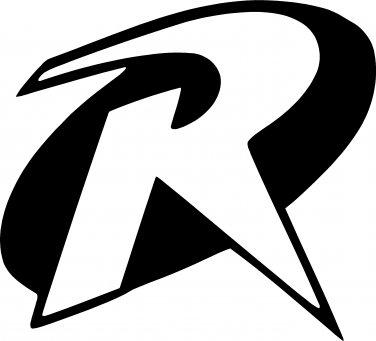 robin  vinyl decal sticker