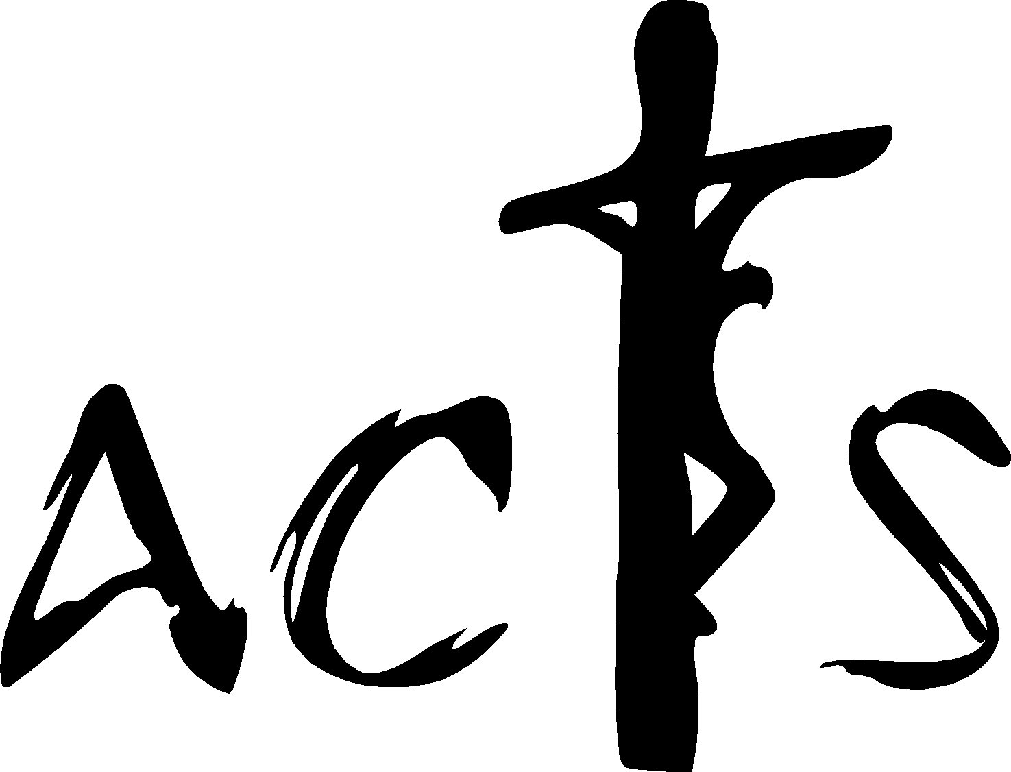 Acts Missions Vinyl Decal Sticker