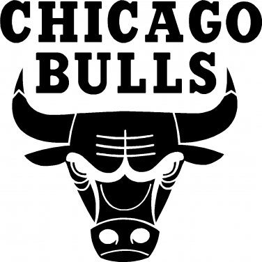 chicago bulls vinyl decal sticker
