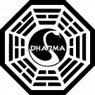 Dharma Initiative Lost Vinyl Decal Sticker