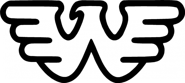 """WAYLON JENNINGS W VINYL DECAL STICKER 12"""" WIDE!!"""