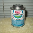 "irrigation pvc cement Oatey #30897 quicker cure 8 oz 6"" max pipe/fitting size"