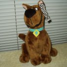 "SCOOBY DOO LICENSED PLUSH 11"" PLAY BY PLAY....CARTOON NETWORK GOOD QUALITY"