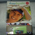 hemp bracelets create kit with instructions 150' & assorted beads 100% klutz