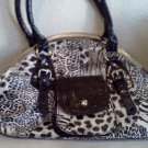 Leopard Purse
