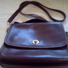 Brown Coach Purse.