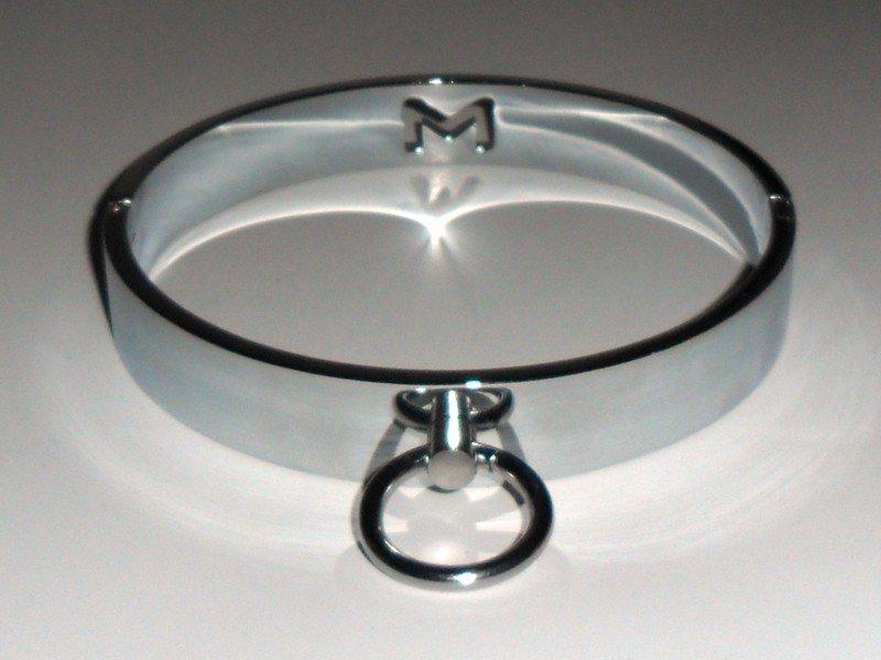 metal slave collars