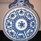 Chinese Porcelain B&W Vase,19th Century,Qianlong Mark