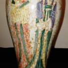 Antique Chinese Song Dynasty Pottery Blosom Plum Vase, 12th-13th Century.
