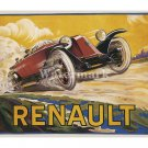 Renault - Vintage Automobile Avertisement Poster/Print
