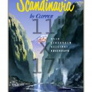 Pan Am Scandinavia #2 - 11x17 inch Vintage Airline Travel Poster