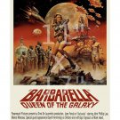 Barbarella - 11x17 inch Vintgae Movie Poster (lobby card) from the film classic