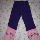 Girl's corduroy pant