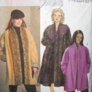 *Butterick Pattern #4943, womens coats, loosefitting,  size 18W, 20W, 22W, 24W