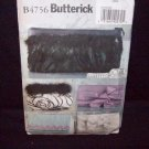 Butterick Pattern #B4756, five assorted handbags